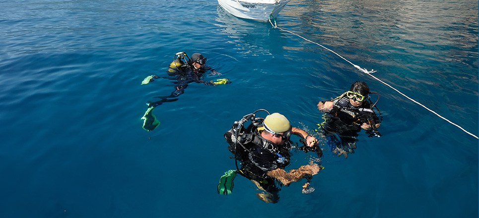 SCUBA Diving Lessons and Certifications