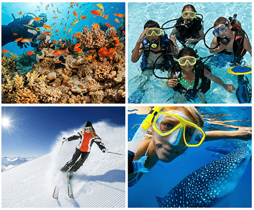 Start SCUBA Diving with Mac's today!