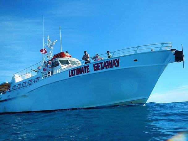Liveaboard Dive Trip Dry Tortugas