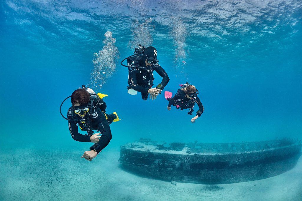 Mac's Beginner SCUBA Certification