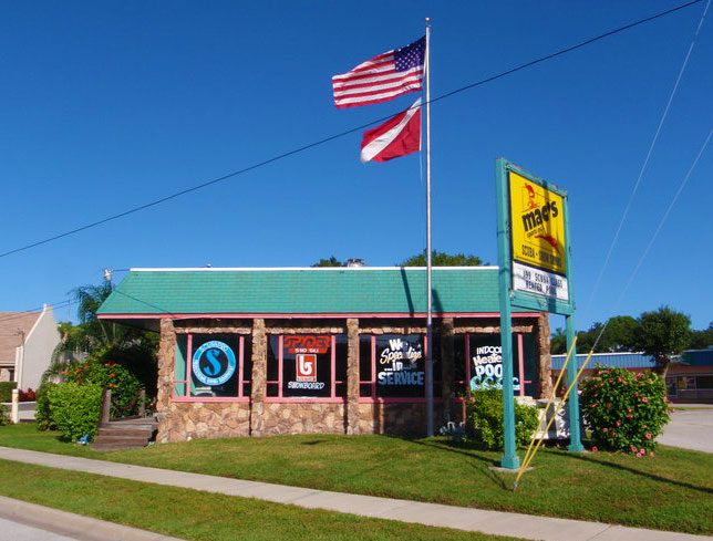 Mac's Sports Clearwater FL Dive Shop