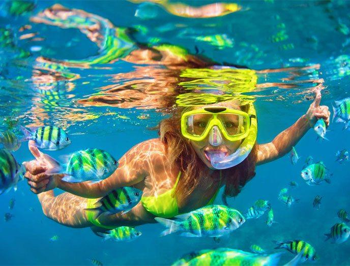 Mac's Sports Snorkel Rental