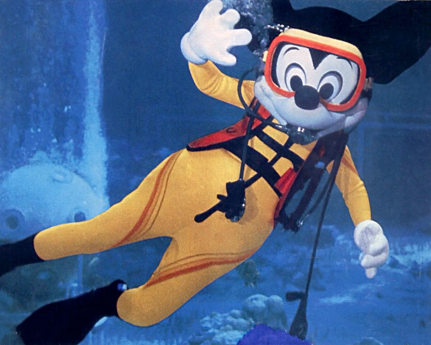 Disney Dive