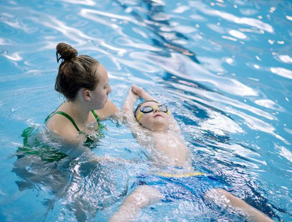 Parent and Child Swim Lessons